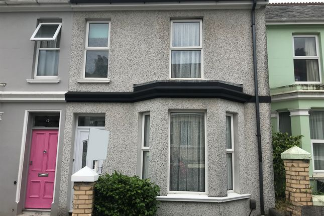 Thumbnail Terraced house for sale in Federation Road, Laira, Plymouth