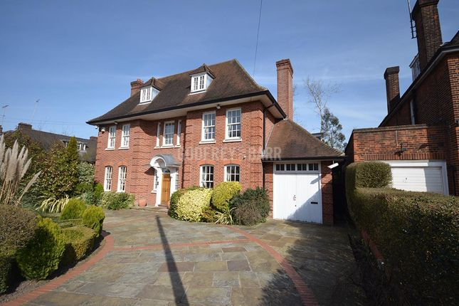 Thumbnail Detached house to rent in Holne Chase, London