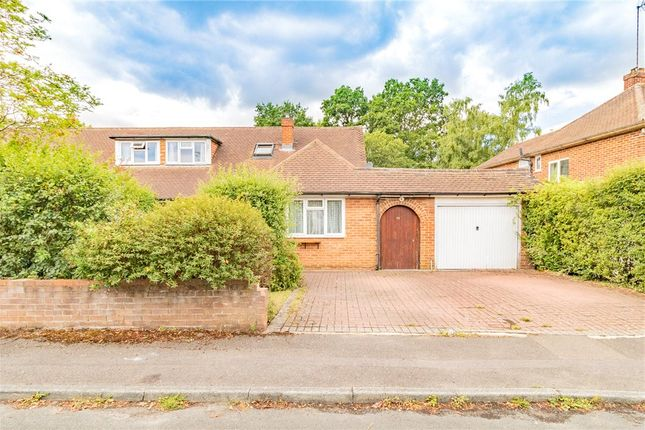 Front of Frensham Road, Crowthorne, Berkshire RG45