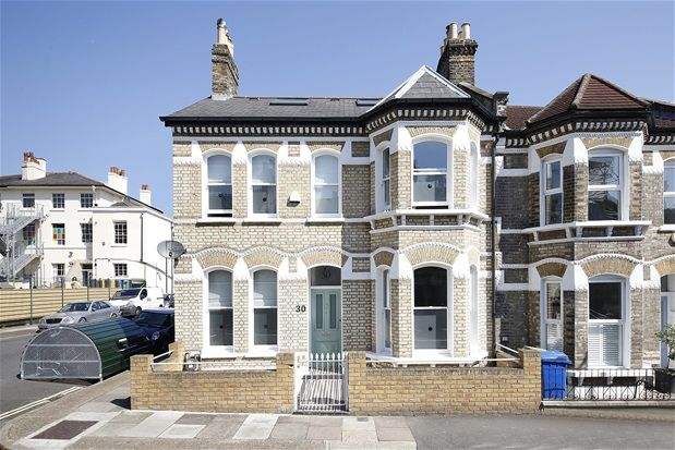 Thumbnail Terraced house for sale in Matham Grove, London