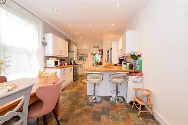 Thumbnail Terraced house for sale in Chelmsford Road, London