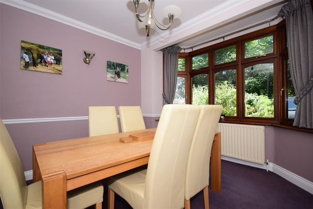Thumbnail Semi-detached bungalow for sale in Knighton Close, Woodford Green, Essex