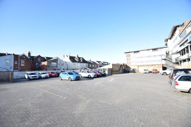 Paved Car Park of Ellis Road, Clacton-On-Sea CO15