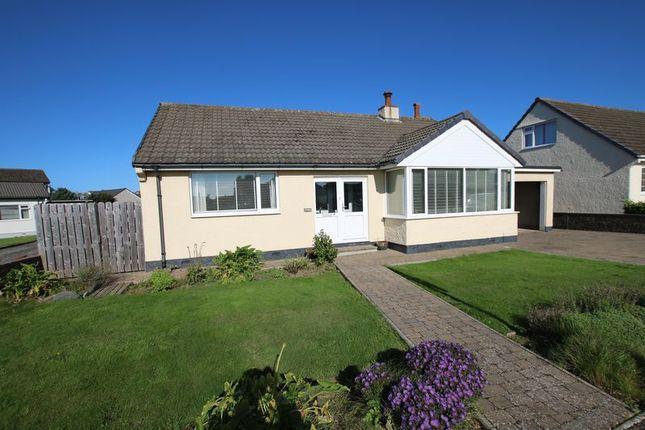 Thumbnail Detached bungalow to rent in 2 Grammah Avenue, Port Erin