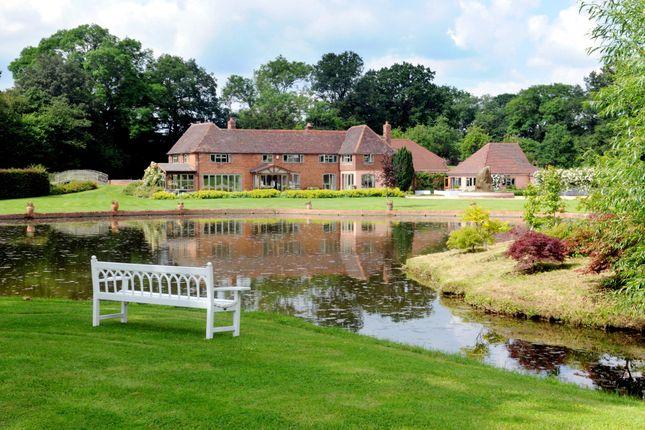 Thumbnail Country house for sale in Blaze Lane, Feckenham
