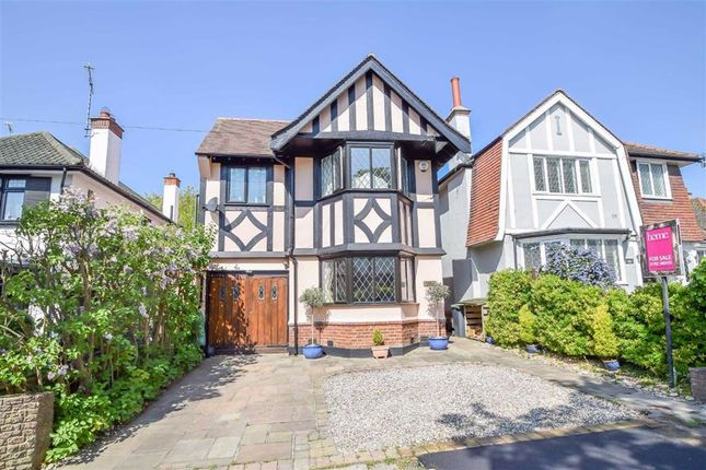 Thumbnail Detached house for sale in Chapmans Walk, Leigh-On-Sea, Essex