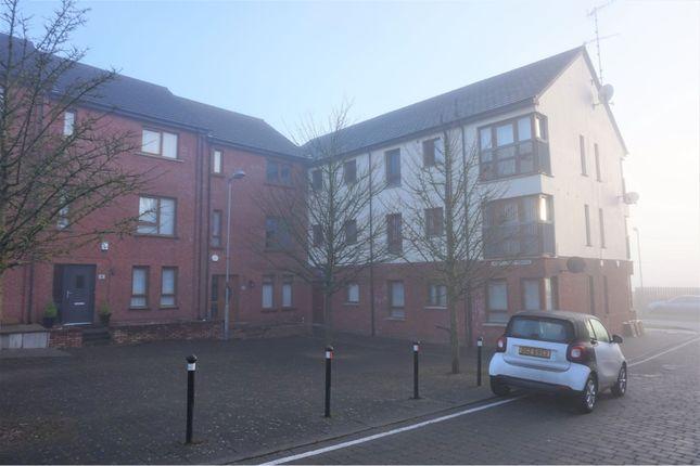 Rear View of Heath Lodge Square, Belfast BT13
