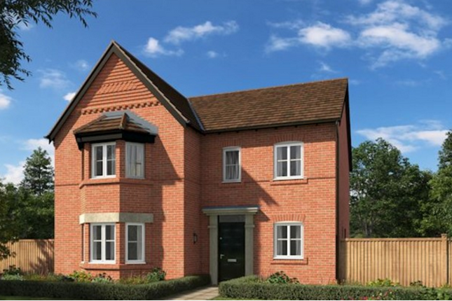 Thumbnail Detached house for sale in The Willington, Trinity Gardens, Ling Road, Loughborough