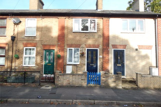 Thumbnail Terraced house for sale in St. Neots Road, Eaton Ford, St. Neots, Cambridgeshire