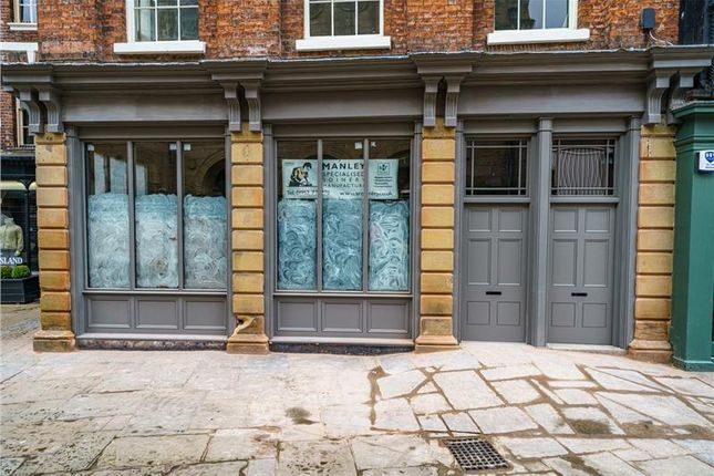Thumbnail Retail premises to let in Ground Floor Shop Unit And Basement, 6 The Square, Shrewsbury