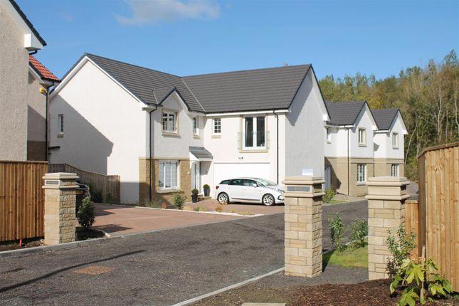 Thumbnail Detached house for sale in Newlands Cottage Grove, East Kilbride, Glasgow