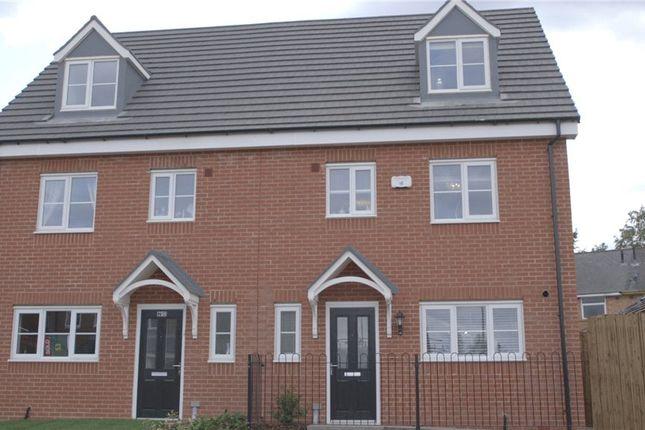 Thumbnail Semi-detached house for sale in Mallory Grange, Tachbrook Road, Leamington Spa