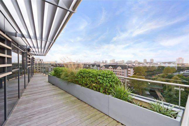 Thumbnail Flat for sale in Penthouse C, The Atrium, 127-131 Park Road, St John's Wood