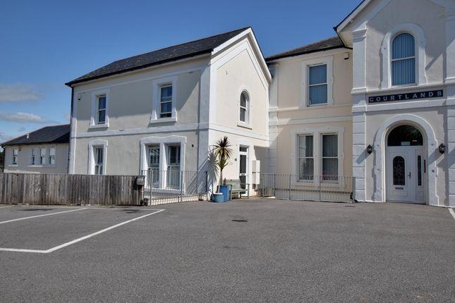 Thumbnail Flat for sale in Courtlands, Rawlyn Road, Torquay, Devon