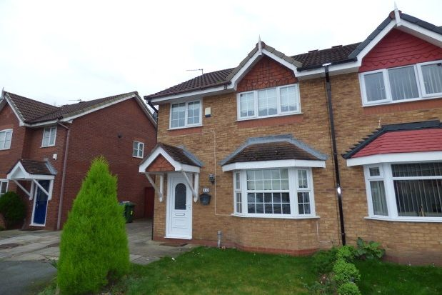 Thumbnail Property to rent in Travanson Close, Liverpool