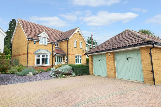 Thumbnail Detached house for sale in Penny Cress Gardens, Maidstone