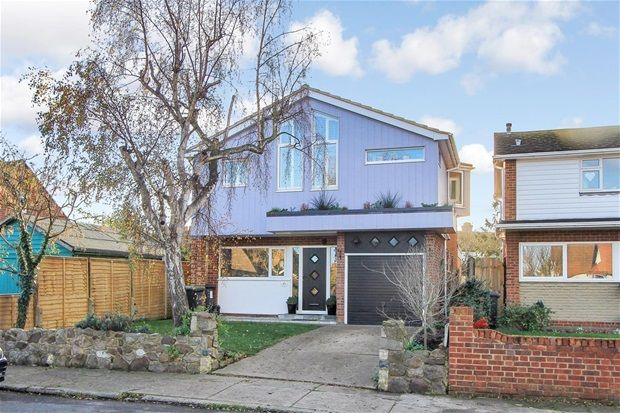 Thumbnail Detached house for sale in Saddleton Grove, Saddleton Road, Whitstable