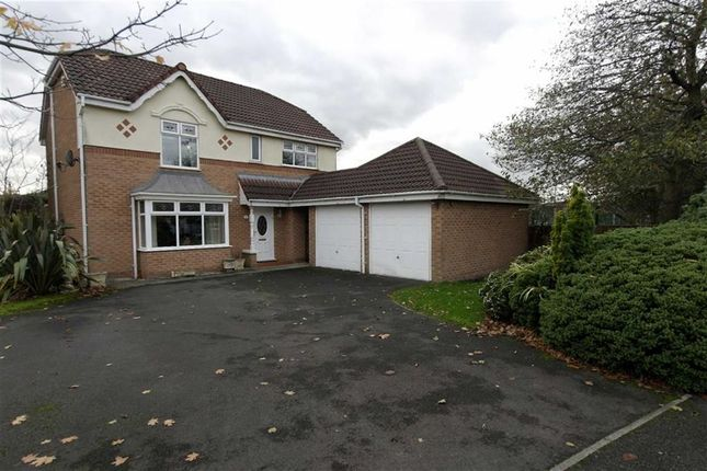 Thumbnail Detached house for sale in Shirewell Road, Orrell