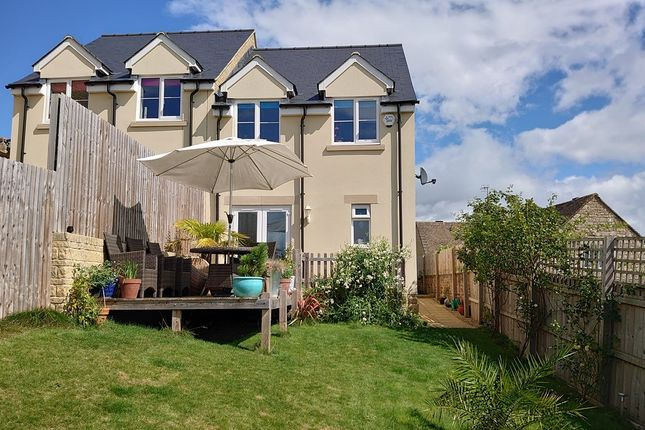 Thumbnail Semi-detached house for sale in Blenheim Rise, Randwick, Stroud
