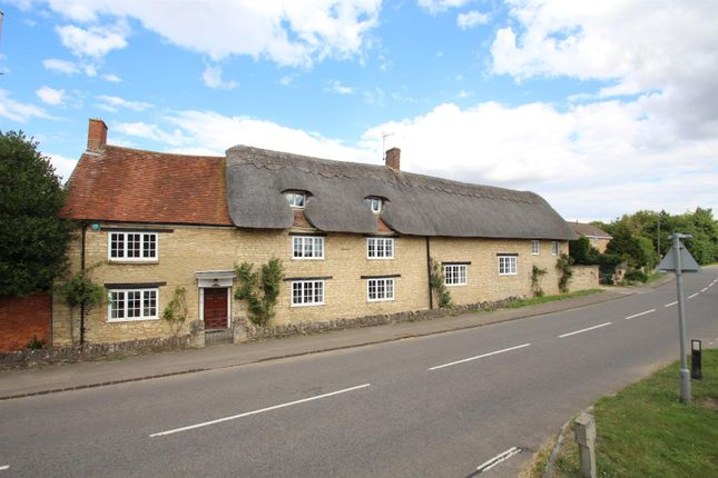 Thumbnail Detached house for sale in High Street, Sherington, Newport Pagnell