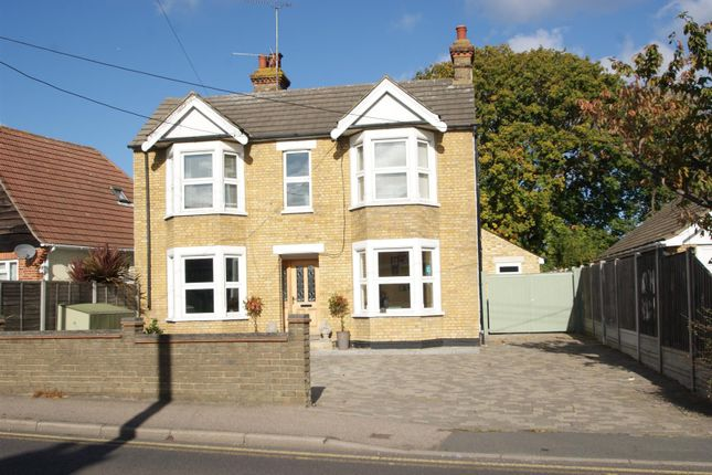 Thumbnail Detached house for sale in Hart Road, Benfleet