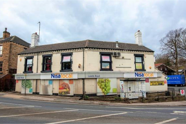 Thumbnail Commercial property for sale in Investment Property WF3, Lofthouse, West Yorkshire