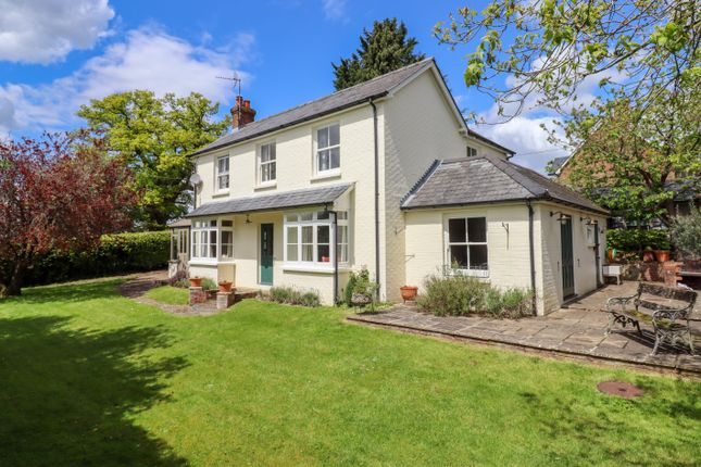 Detached house for sale in Station Hill, Ropley, Alresford