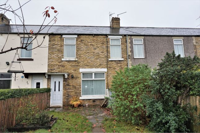 Thumbnail Terraced house for sale in Ingleby Terrace, Lynemouth