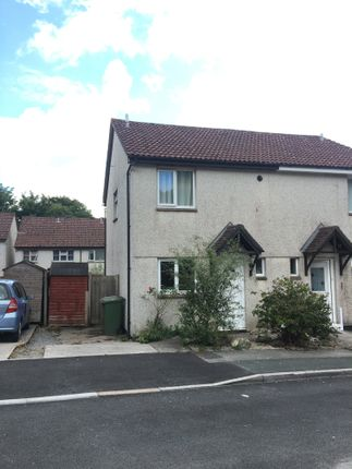 Thumbnail Detached house to rent in Clement Road, Chaddlewood, Plymouth