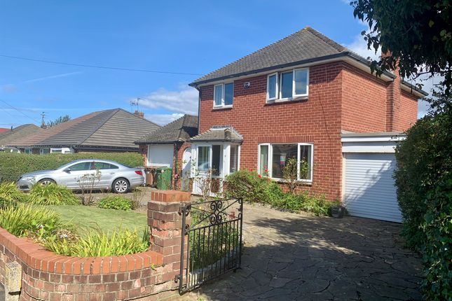 Thumbnail Detached house for sale in Norwood Road, Greasby, Wirral