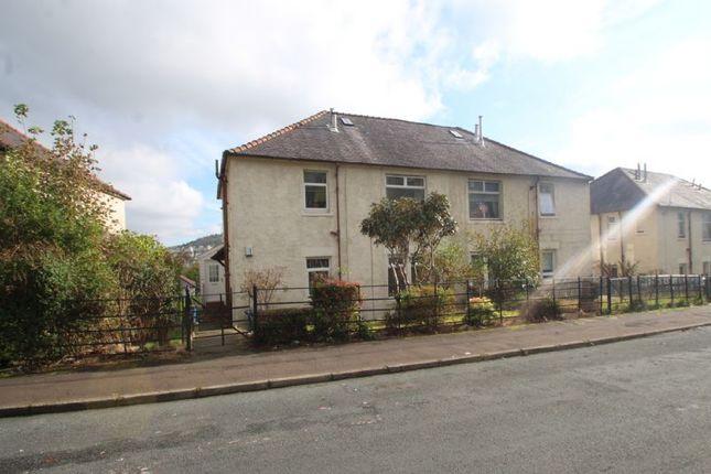 Thumbnail 2 bed flat for sale in 16, Gael Street, Fancy Farm, Greenock PA167Jj