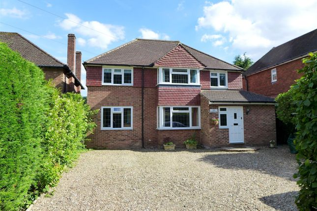 Thumbnail Detached house for sale in Penshurst Road, Leigh, Tonbridge