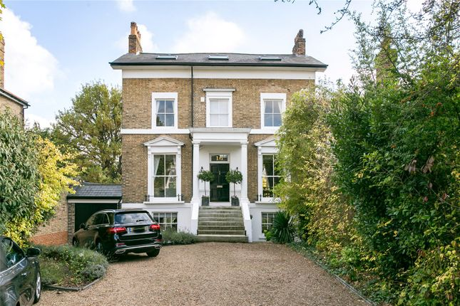 Thumbnail Detached house for sale in Lancaster Avenue, London
