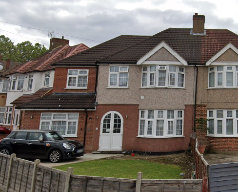 Thumbnail Semi-detached house to rent in High Worple, Harrow