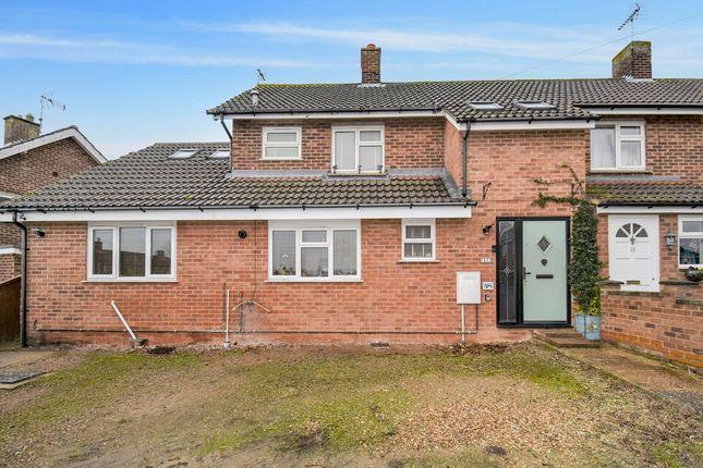 Semi-detached house for sale in Rivey Close, Linton, Cambridge