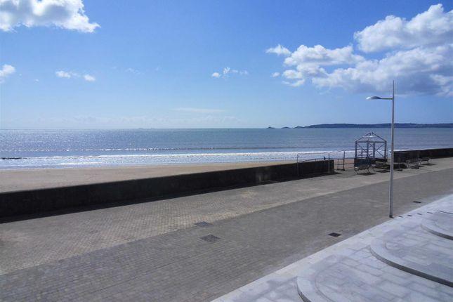 Thumbnail Flat for sale in Meridian Bay, Marina, Swansea