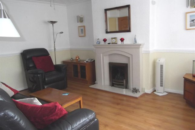 Living Room of Ilfracombe Road, Sutton Leach, St. Helens WA9