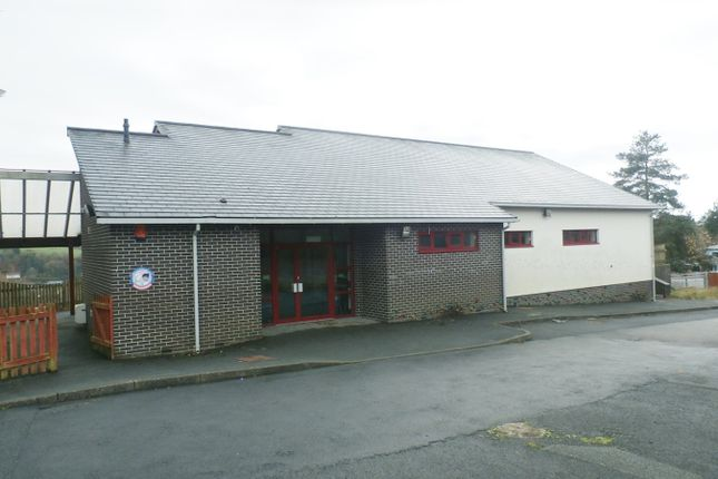 Commercial property for sale in Llyn Y Fran Road, Llandysul