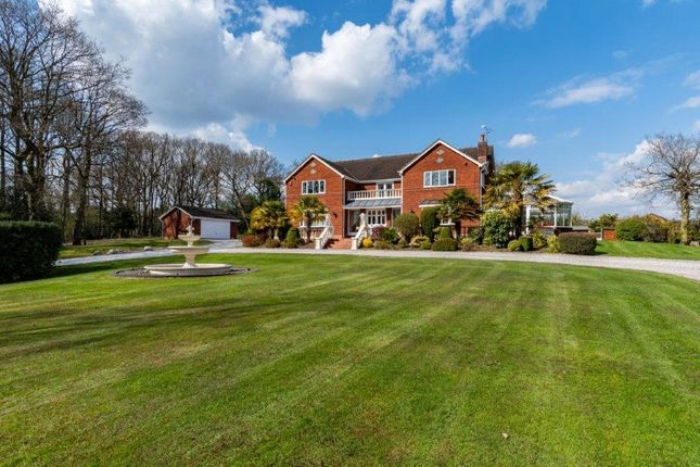 Thumbnail Detached house for sale in The Slough, Studley, Redditch