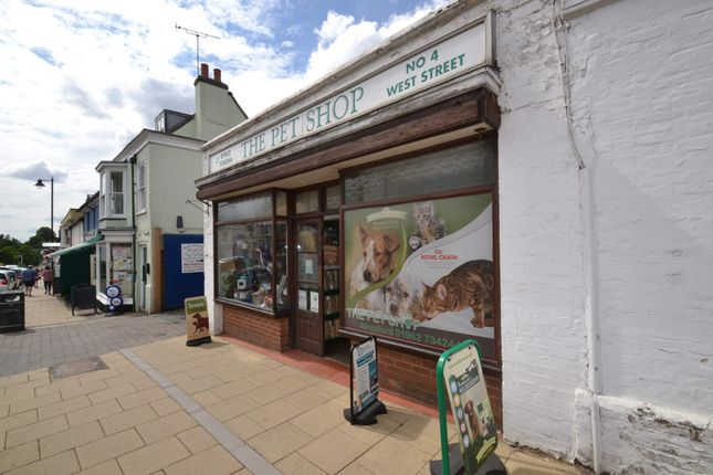Commercial property for sale in The Pet Shop, Alresford