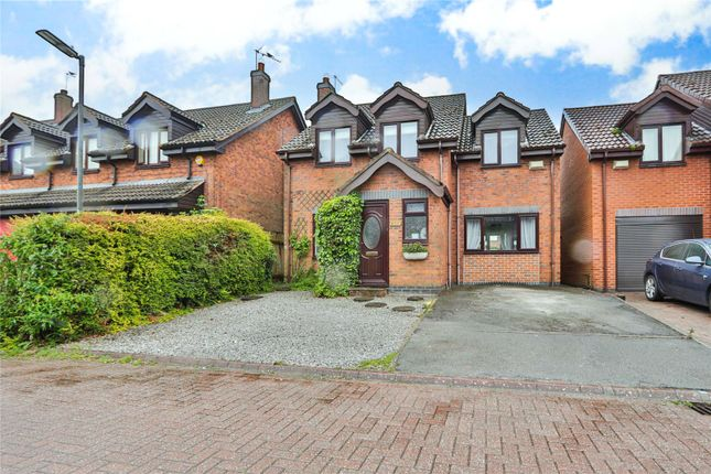 Thumbnail Detached house for sale in Beechwood Views, Roos, Hull