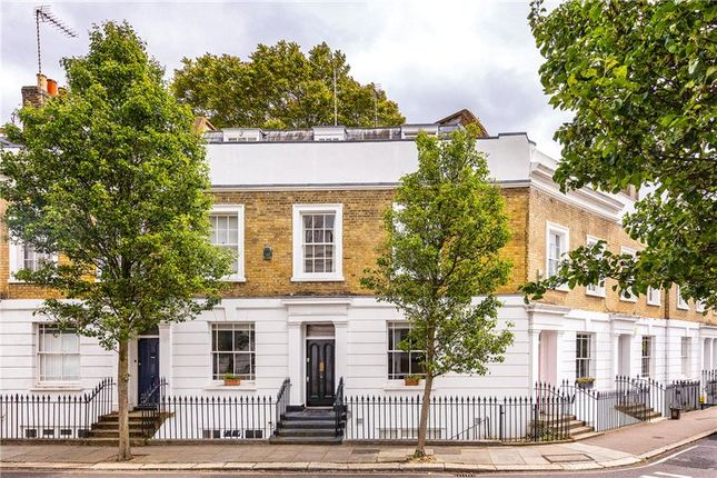 Thumbnail End terrace house for sale in Gladstone Street, Waterloo, London
