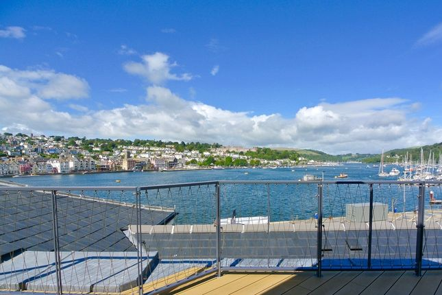 Thumbnail Semi-detached house for sale in The Square, Kingswear, Dartmouth