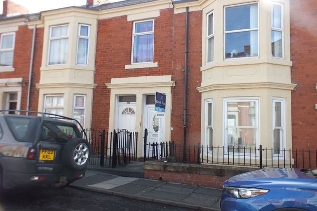 Thumbnail Flat for sale in Ellesmere Road, Newcastle Upon Tyne