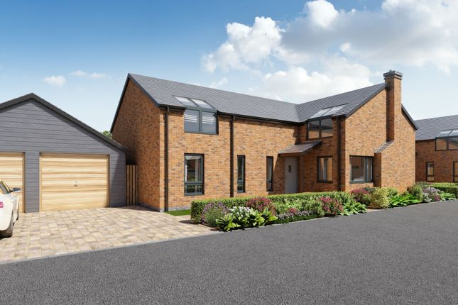 Thumbnail Detached house for sale in Plot 3 Course Lane, Newburgh