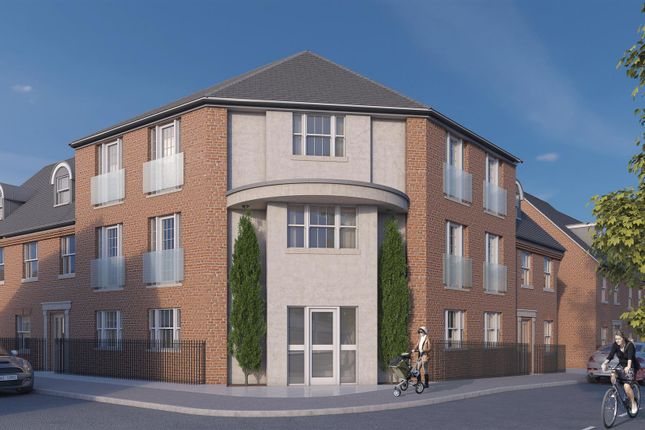 Thumbnail Flat for sale in Palace Street, Biggleswade
