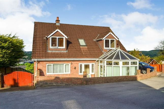 Thumbnail Detached house for sale in Cwm Glo Road, Merthyr Tydfil, Mid Glamorgan