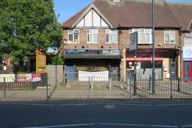 Church Lane, Kingsbury