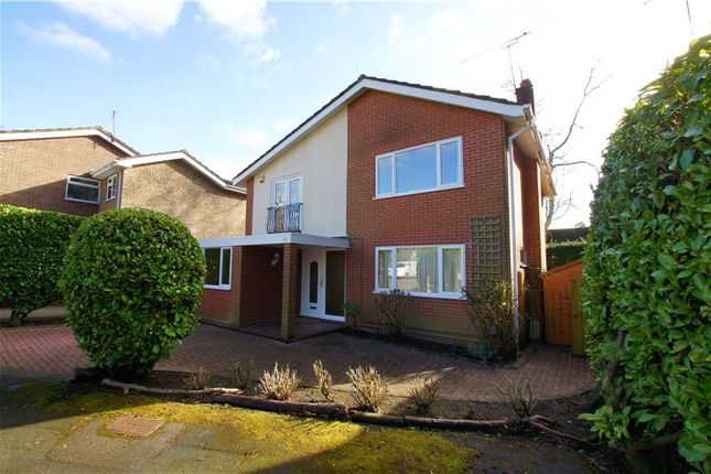 Thumbnail Detached house to rent in Ravenstone Road, Camberley, Surrey