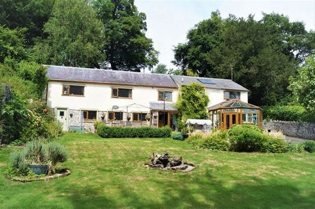 Thumbnail Property for sale in Oakhill, Somerset